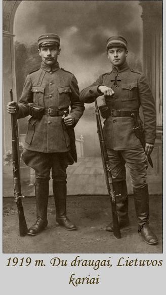 1919 du draugai atelje