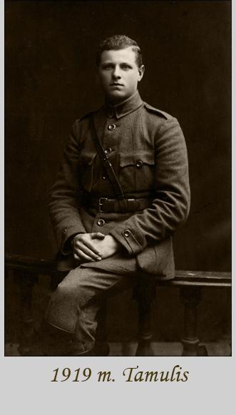 1919 tamulis