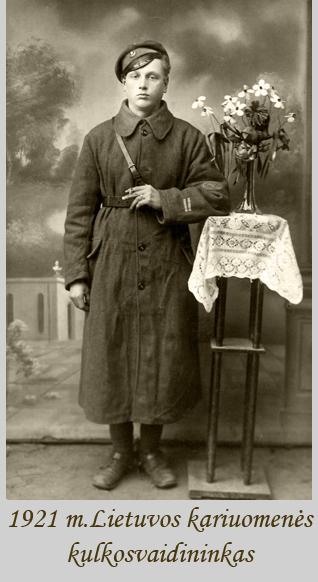 du kartus suzeistas kuklosvaidininkas 1921 1923