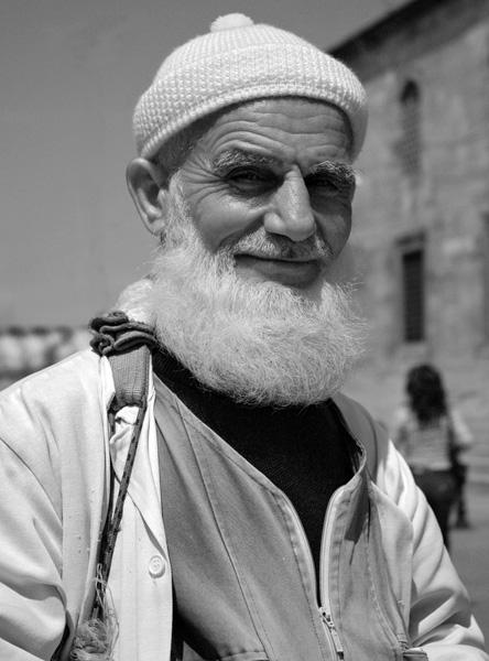muslim face w